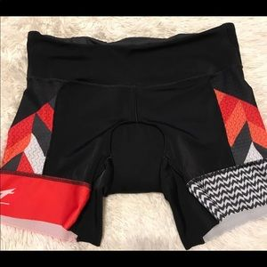 Zoot cycling/triathlon shorts